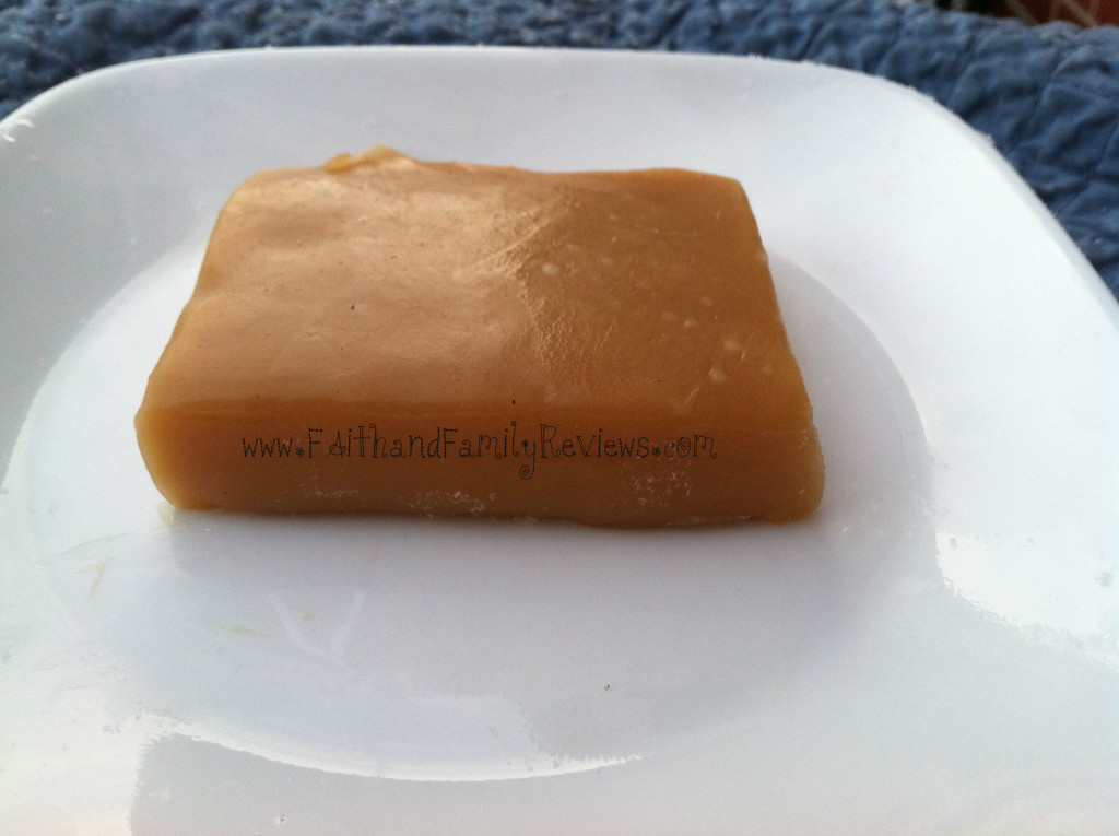 Homemade Caramel Candy FFR