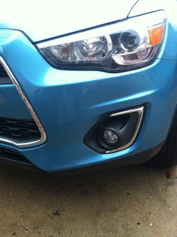 Mitsubishi Outlander Sport Headlights
