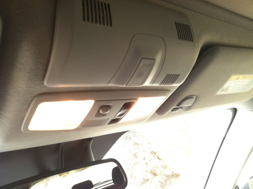 Mitsubishi Outlander Sport Interior Light