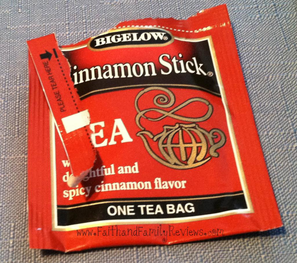 Bigelow Tea Cinnamon Stick 1