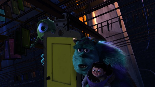 Monsters Inc 3D – Image provided by VUE Cinemas
