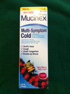 Mucinex 1