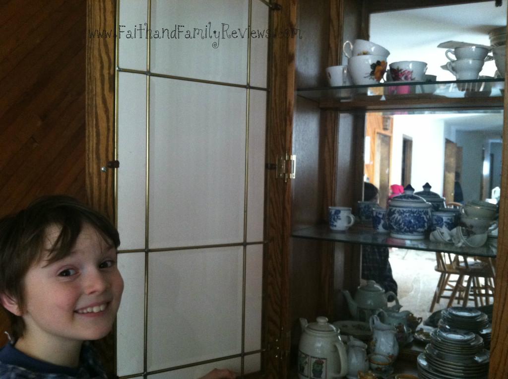 Tea Party Cupboard 2