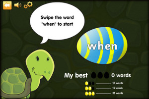 Eggy Sight Words 1