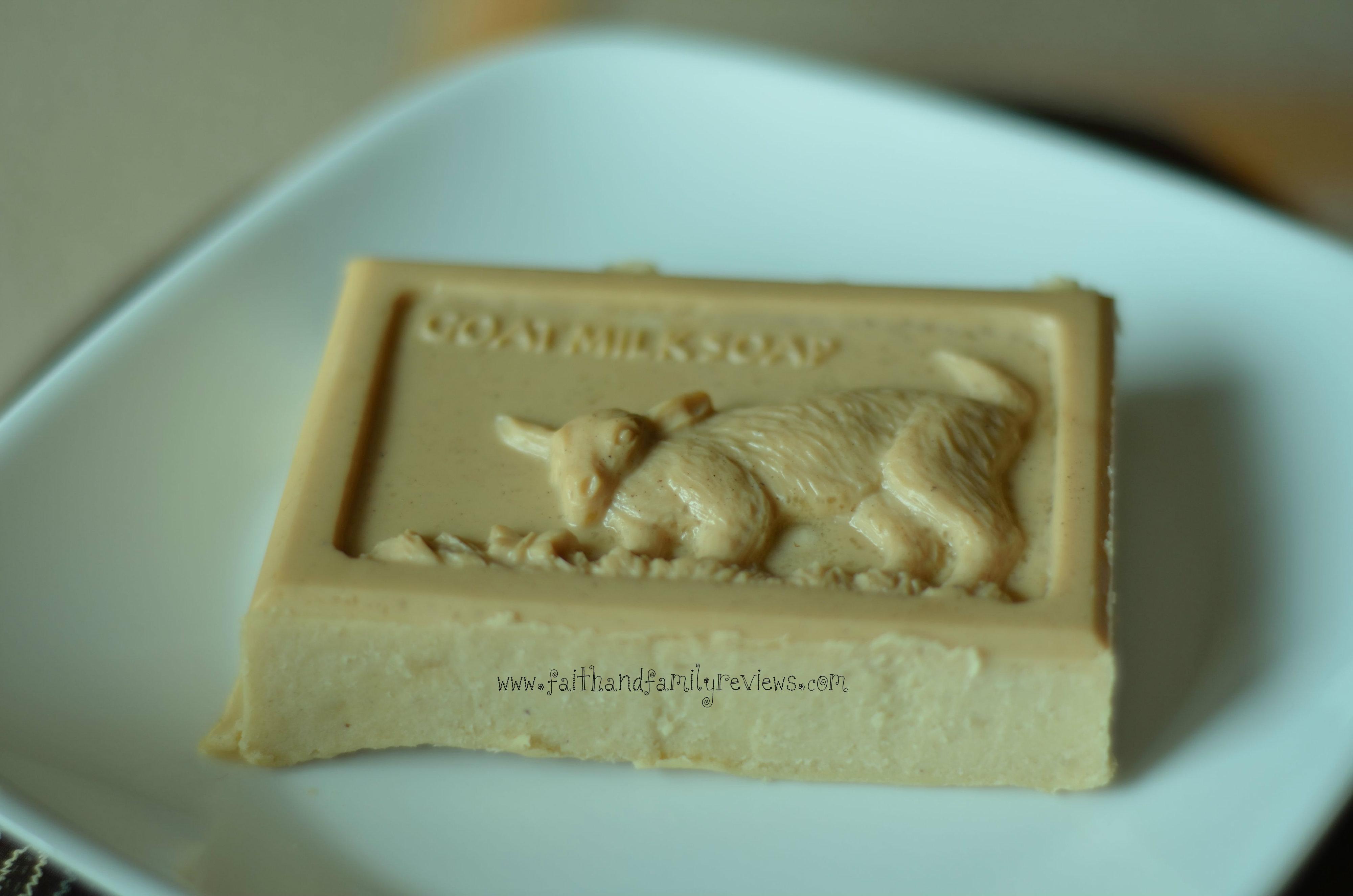 FFR Goat Milk Soap Baby