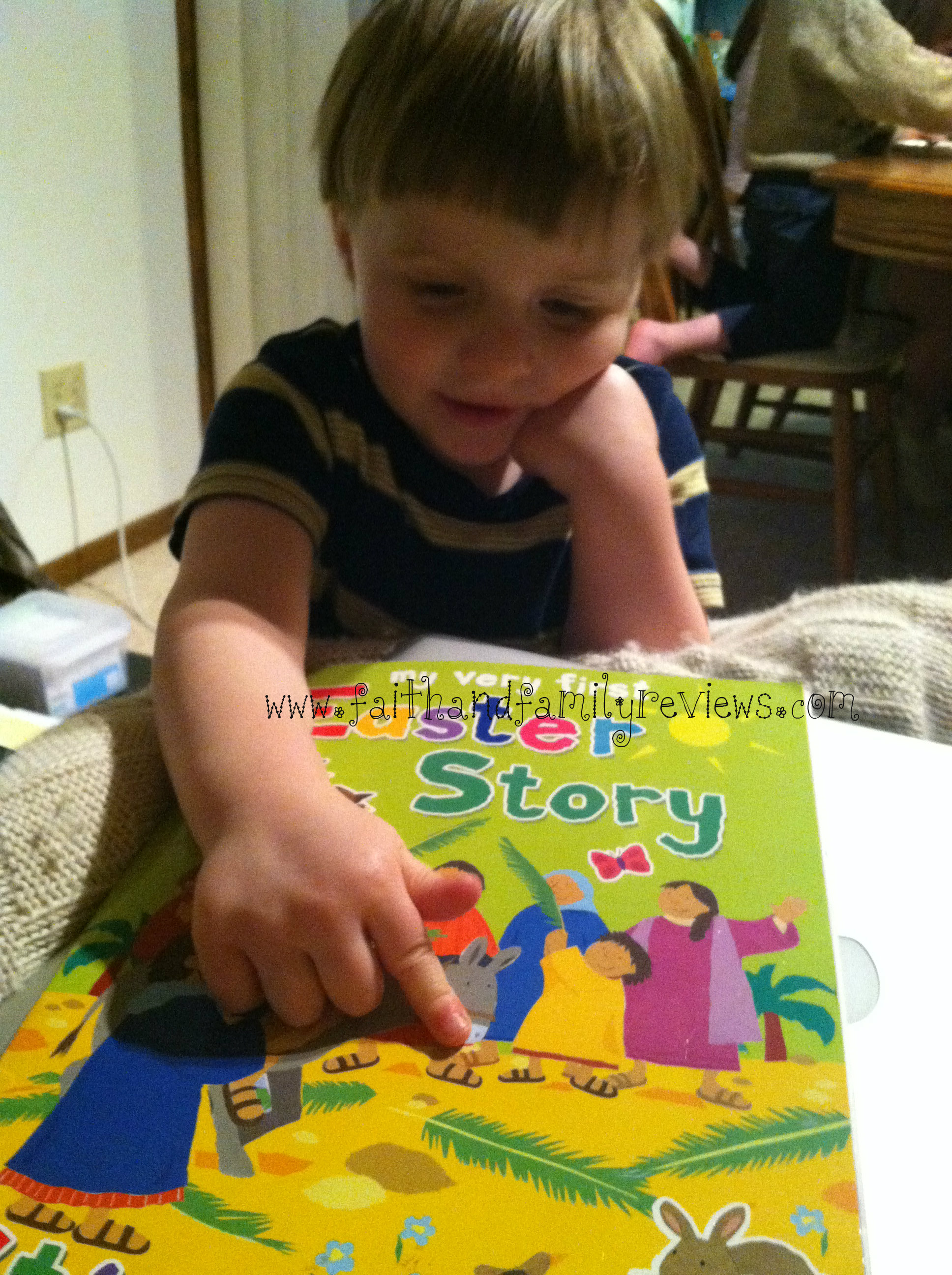 My Very First Easter Story Book Jr