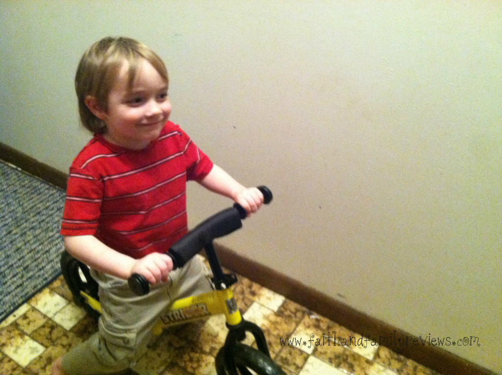 Strider Bike boy riding 2edit
