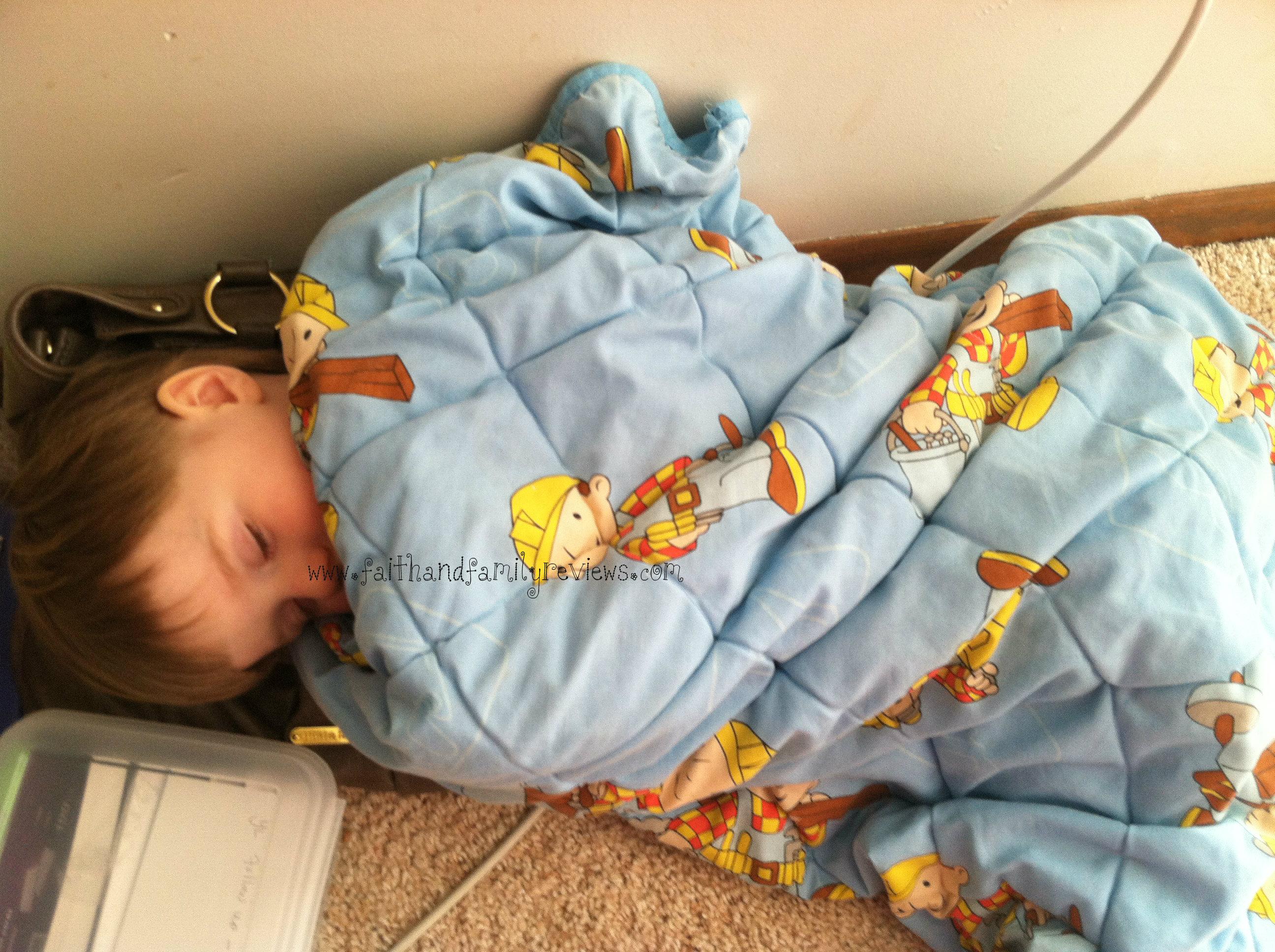 Sleepy Boy 032113