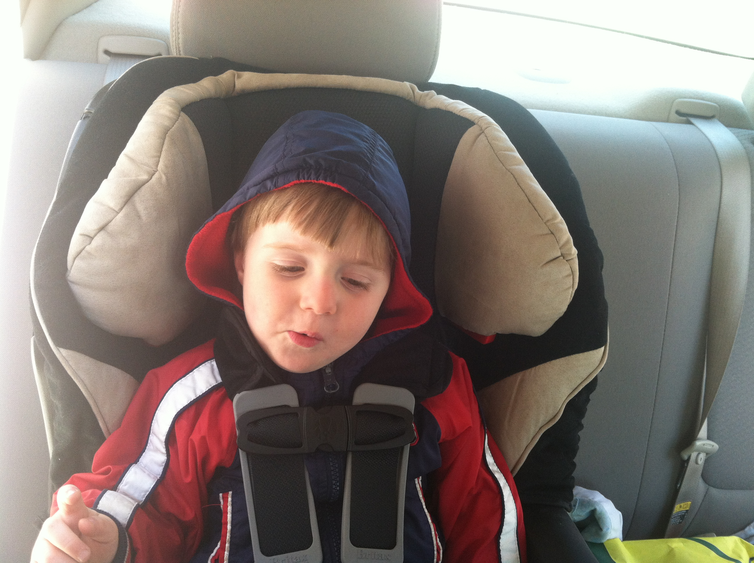 Faith And Family ReviewsBritax Frontier 85 Car Seat Review