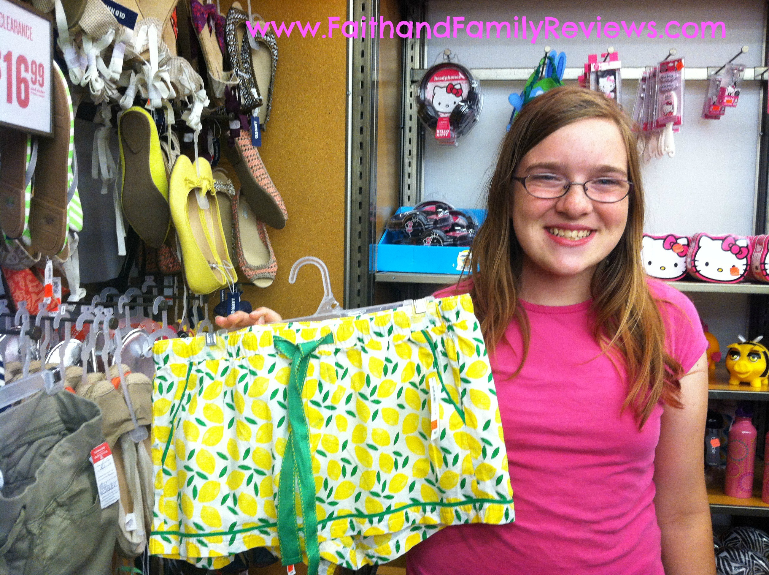 FFR Old Navy Bright Shorts