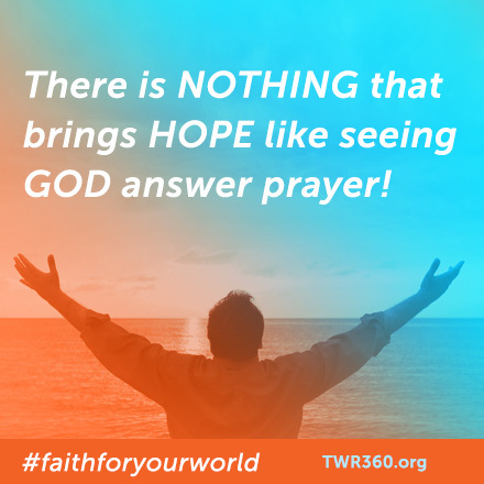 TWR360 Faith For Your World 2
