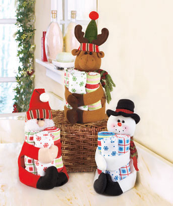 Holiday Gift Towel Sets