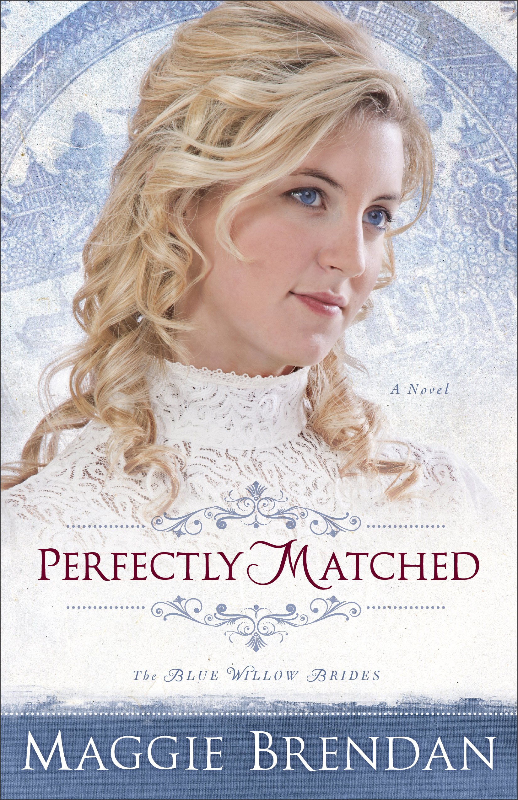 Perfectly Matched by Maggie Brendan