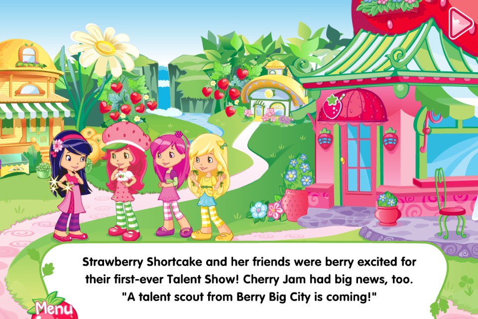 Strawberry Shortcake Berry Best Friends 5