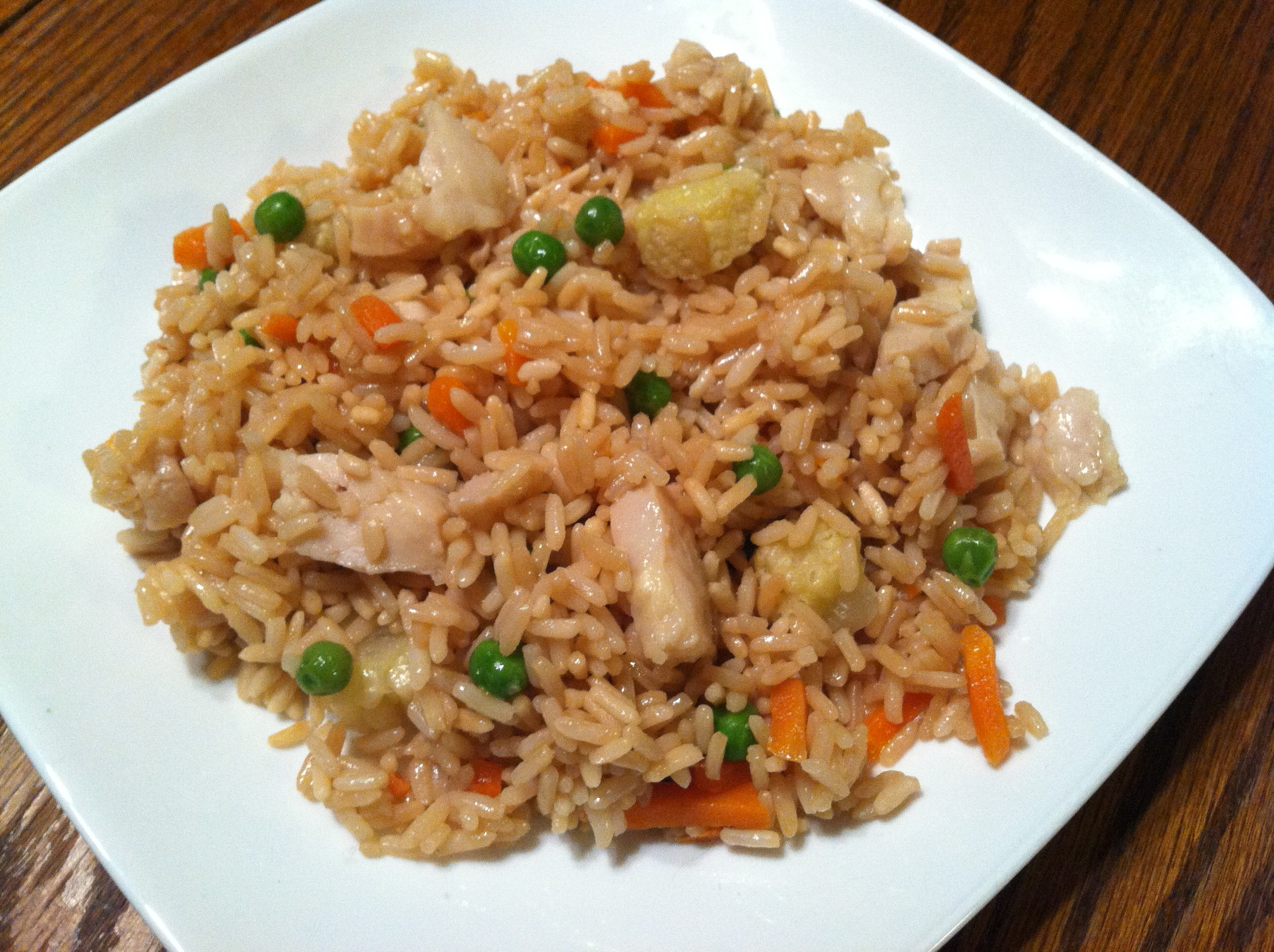 Tai Pei Fried Rice Chicken