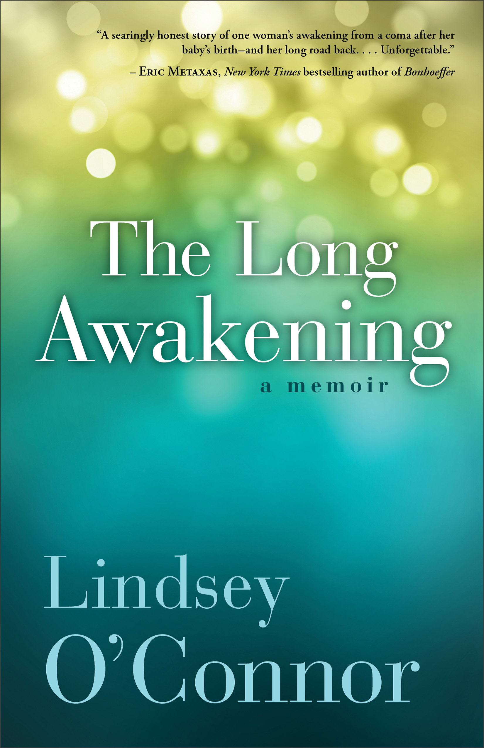 The Long Awakening by Lindesy O'Connor