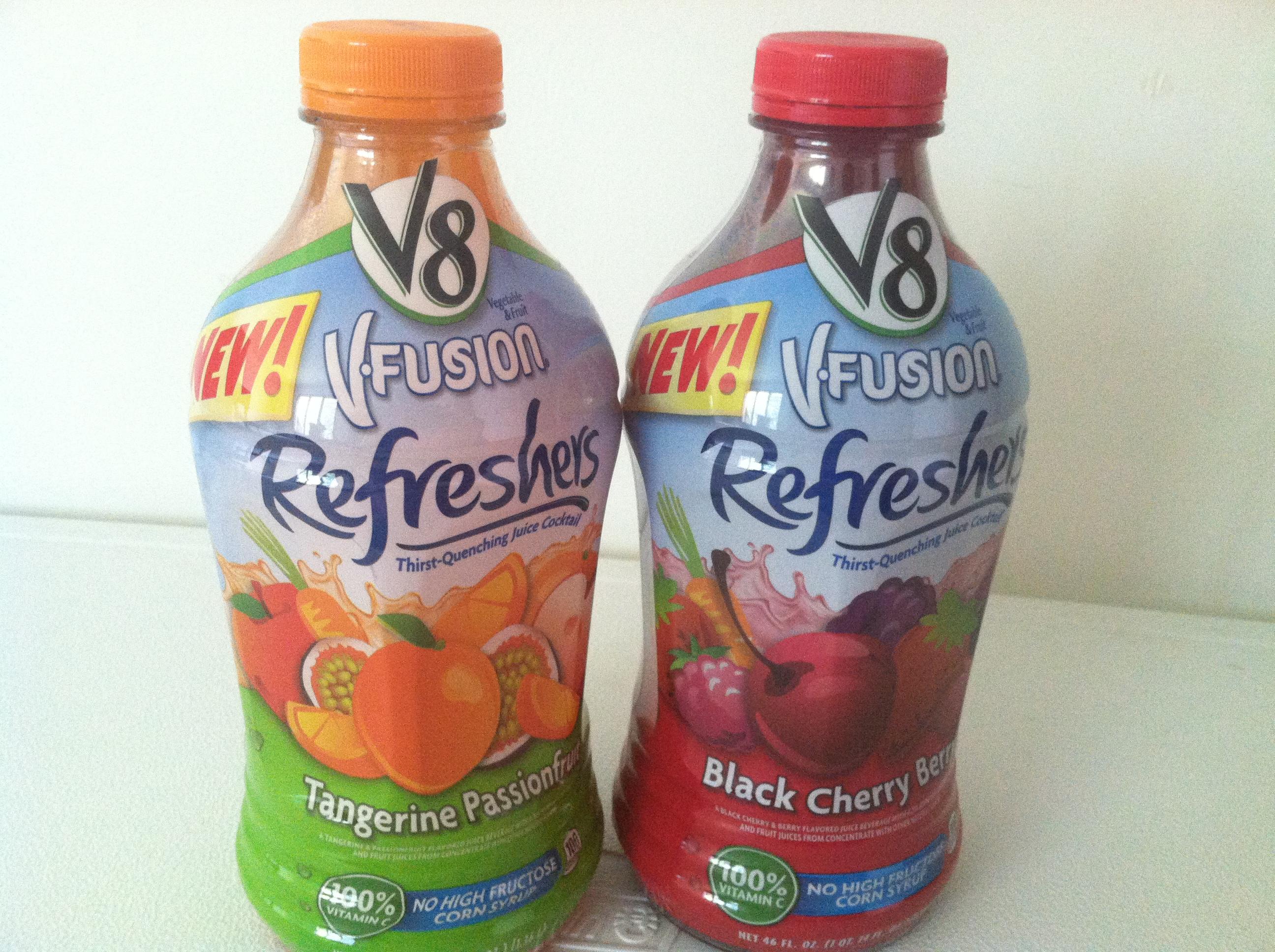 V8 Vfusion Refreshers