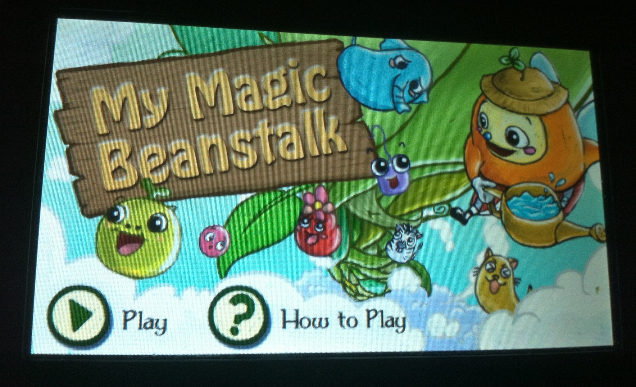 Vtech My Magic Beanstalk 1