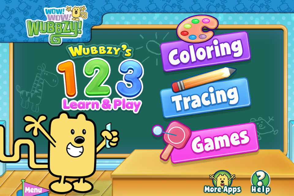 Wubbyzy's 123 Learn & Play