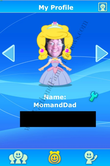 FFR Kid Connect App Profile
