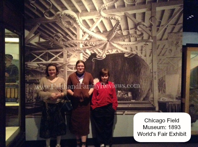FFR Kids at Chicago Field Museum