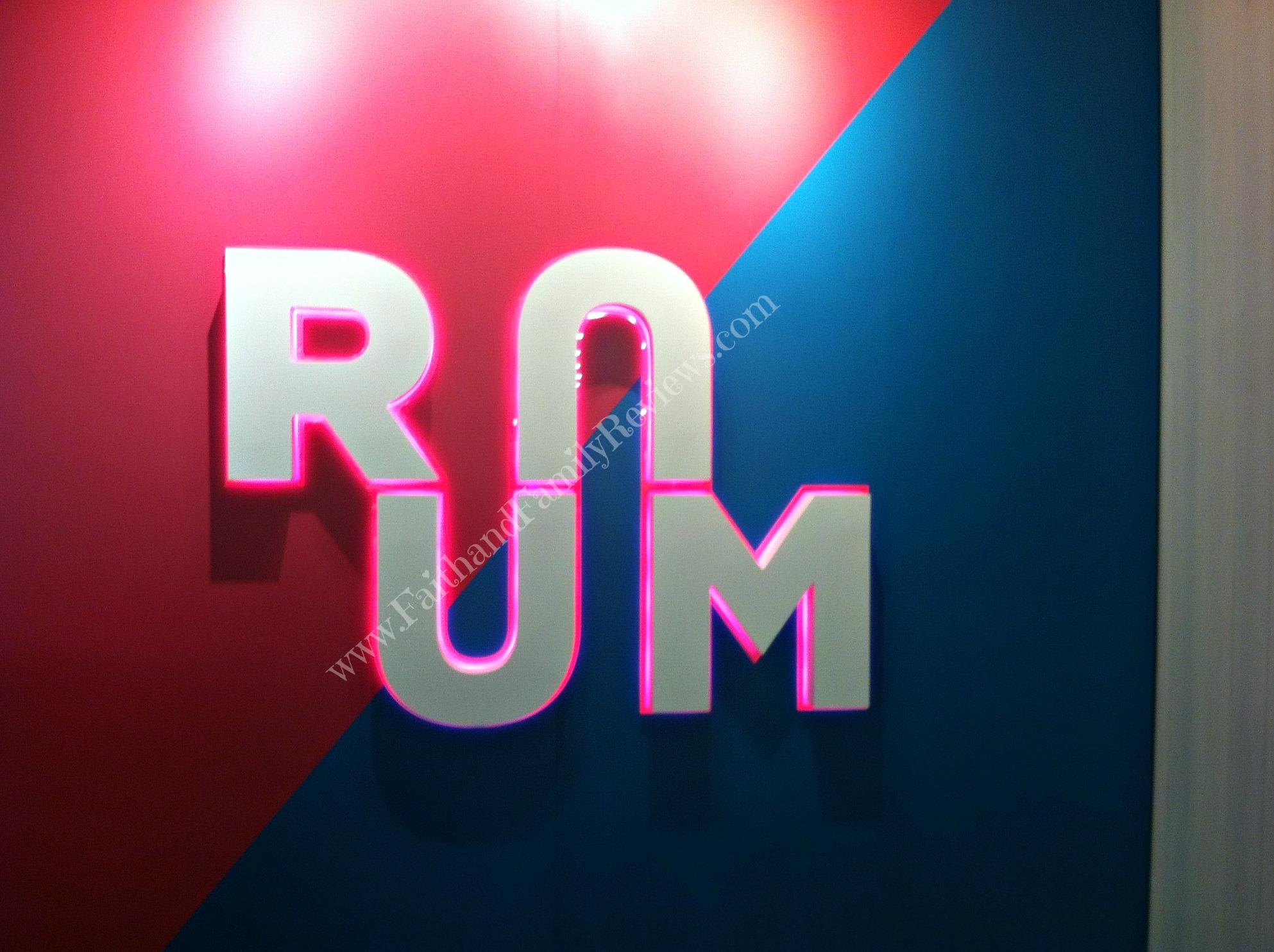FFR RUUM Kids Sign