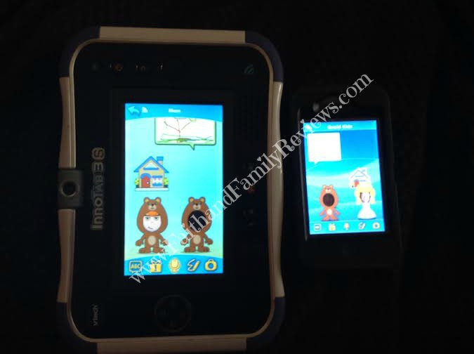 FFR Vtech Innotab 3S Kid Connect App