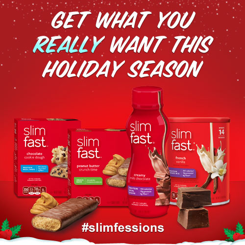 Get what you want #slimfessions