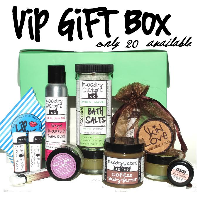 Moody Sisters VIP Box Black Friday