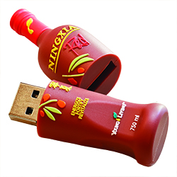 Ningxia Red USB Thumb Drive
