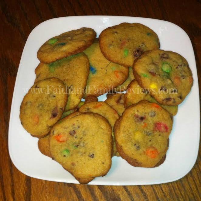 FFR MM Christmas cookies