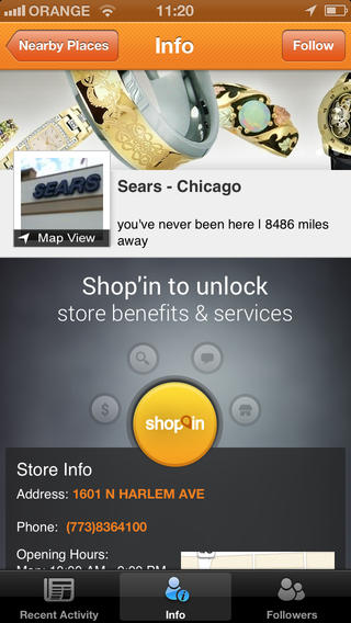 Sears Shop Your Way App 1