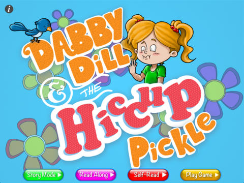 Dabby Dill & The Hiccup Pickle App