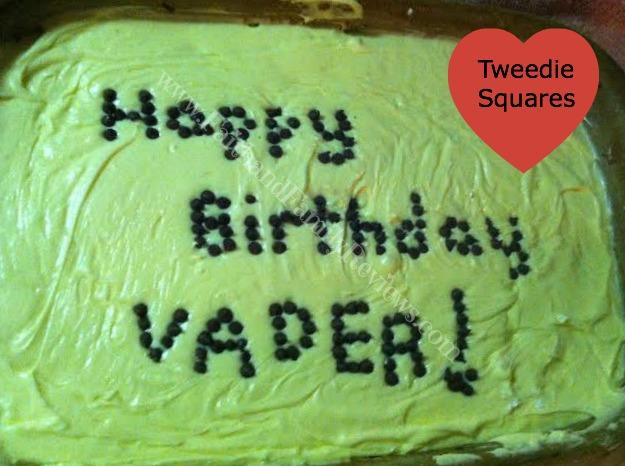 FFR Robert's Vader Tweedie Squares