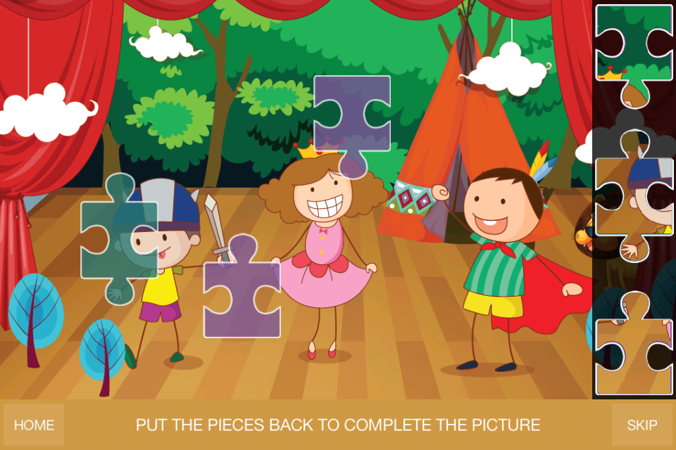 GS Preschool Games for Android