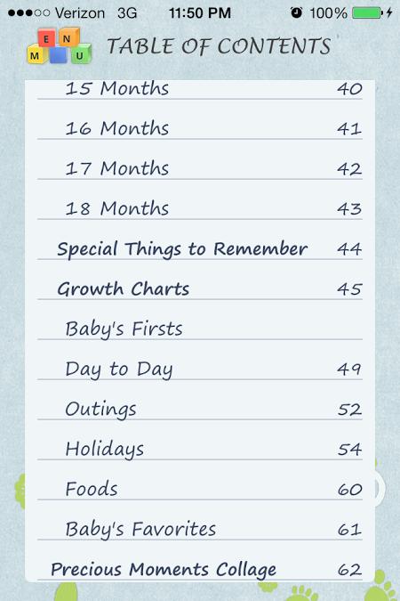 My Baby App_3