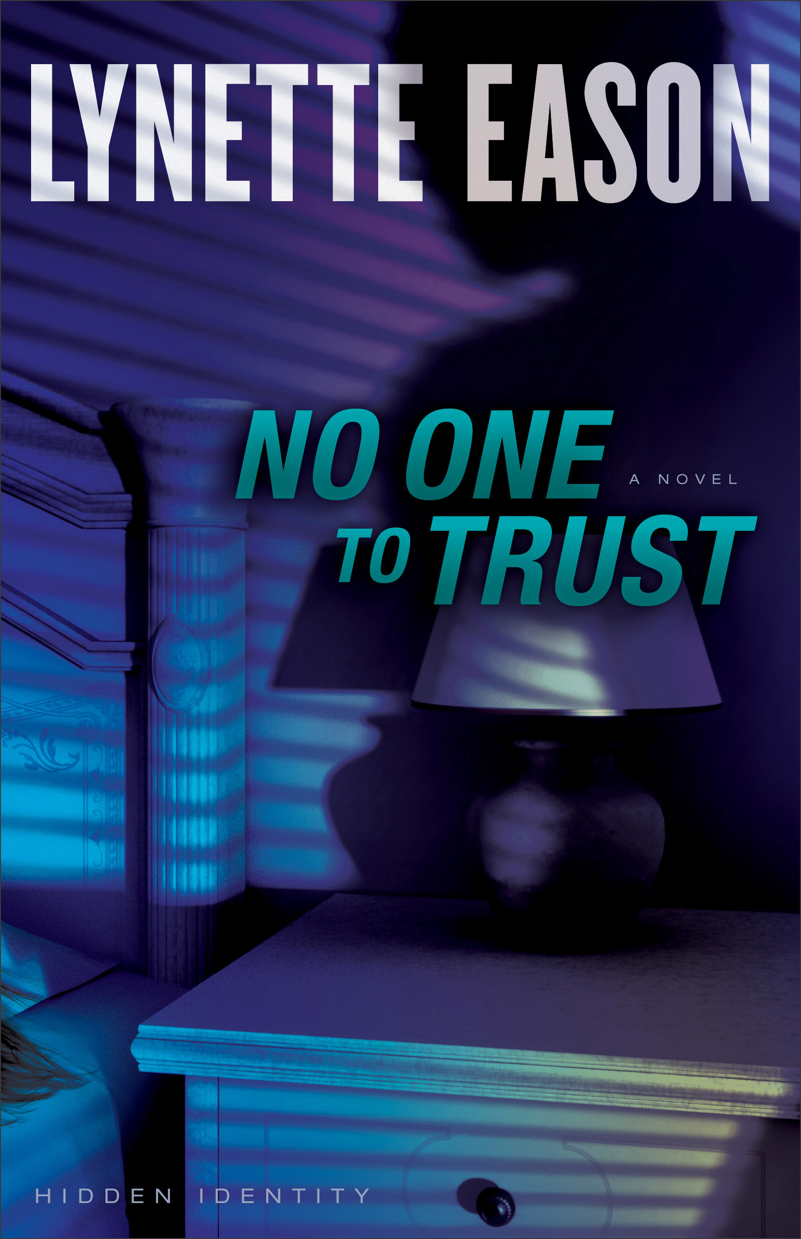 No One To Trust by Lynnette Eason