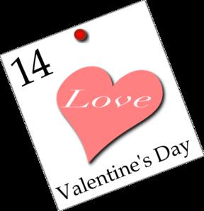 Valentine's Day February 14