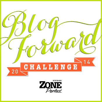 ZonePerfect Blog Forward 2014 Challenge