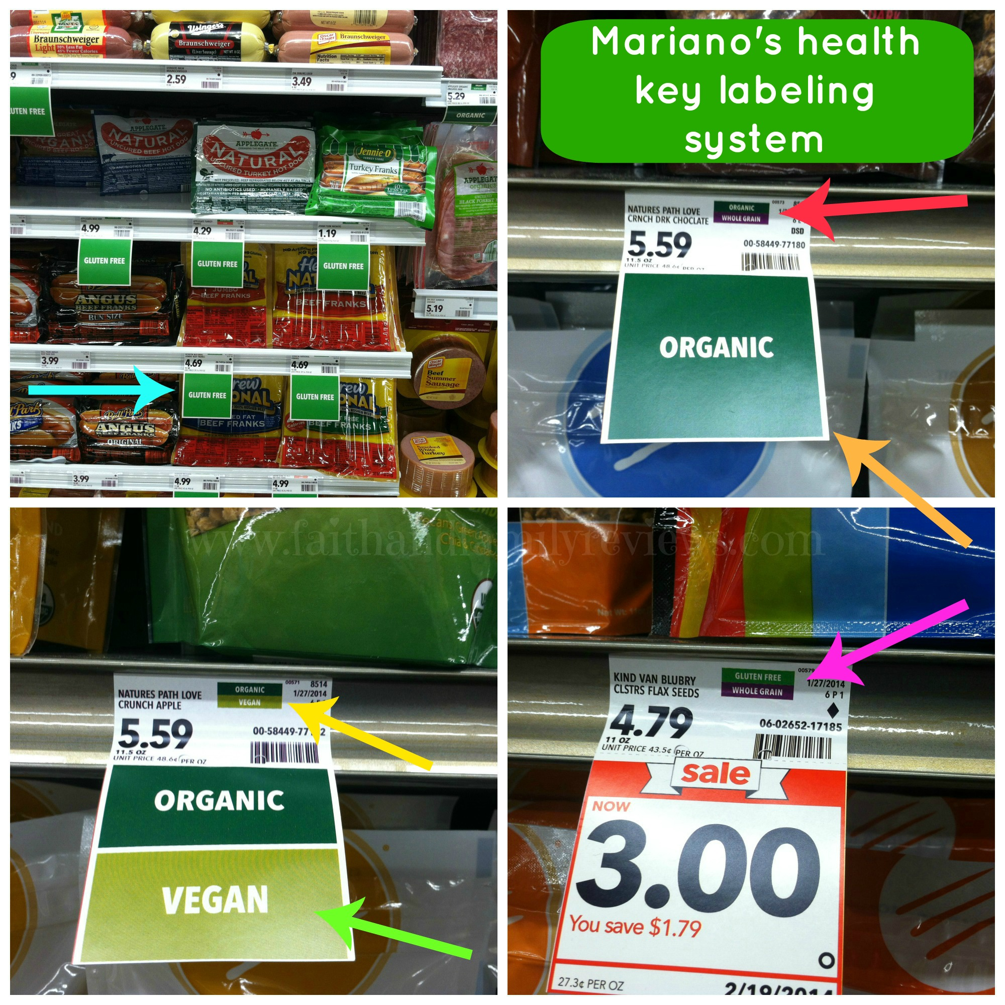 FFR Grocery Store Chicago Mariano's Lk Zurich Health Key