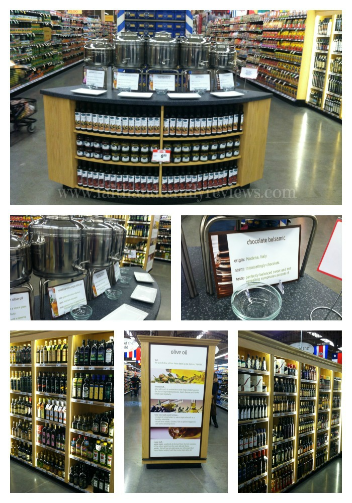 FFR Grocery Store Chicago Mariano's Lk Zurich Vinegar Olive Oil bar.jpg