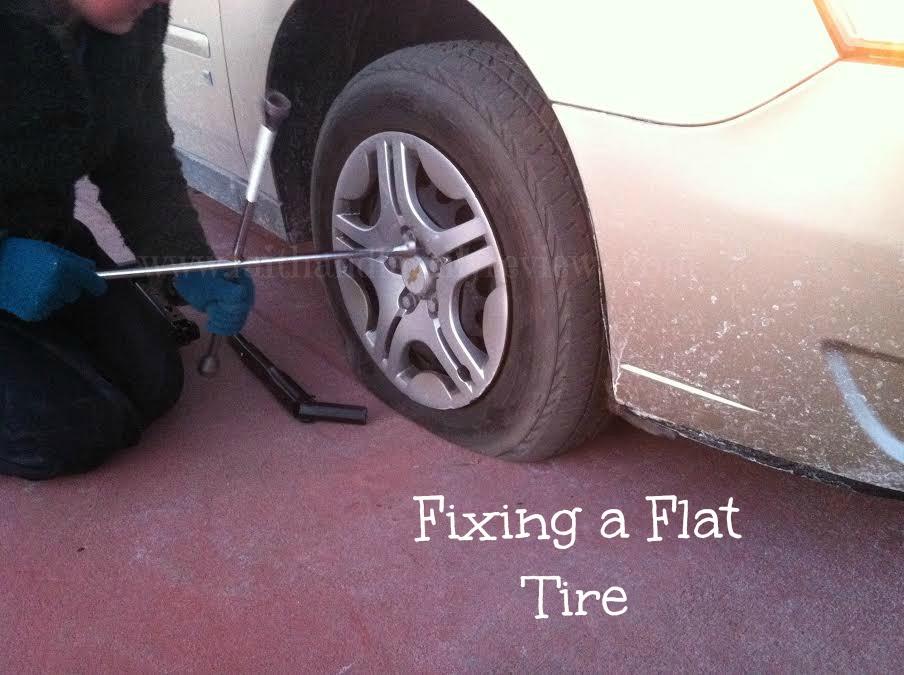 FFR Flat Tire 022814