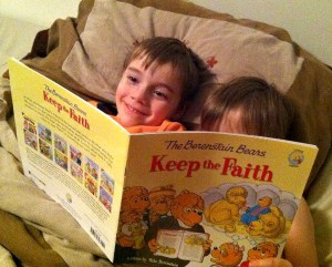 FFR Keeping the Faith book