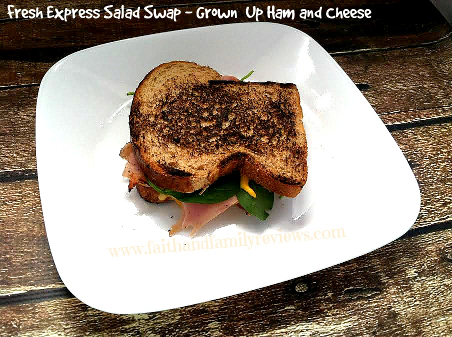 Fresh Express Salad Swap Grown Up Ham and Cheese_