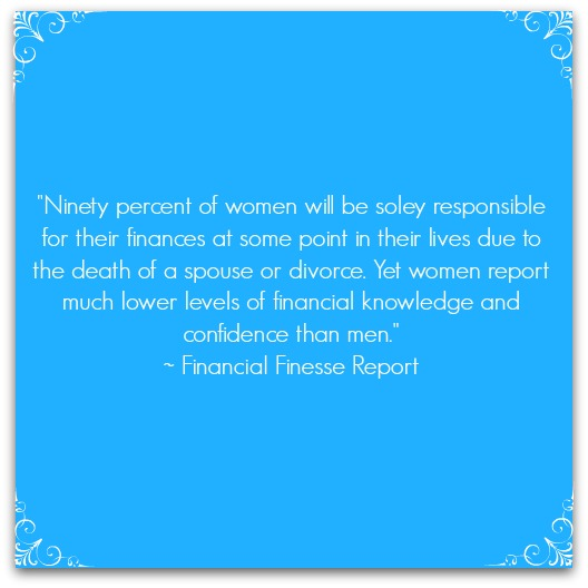 Financial Literacy for Women graphic