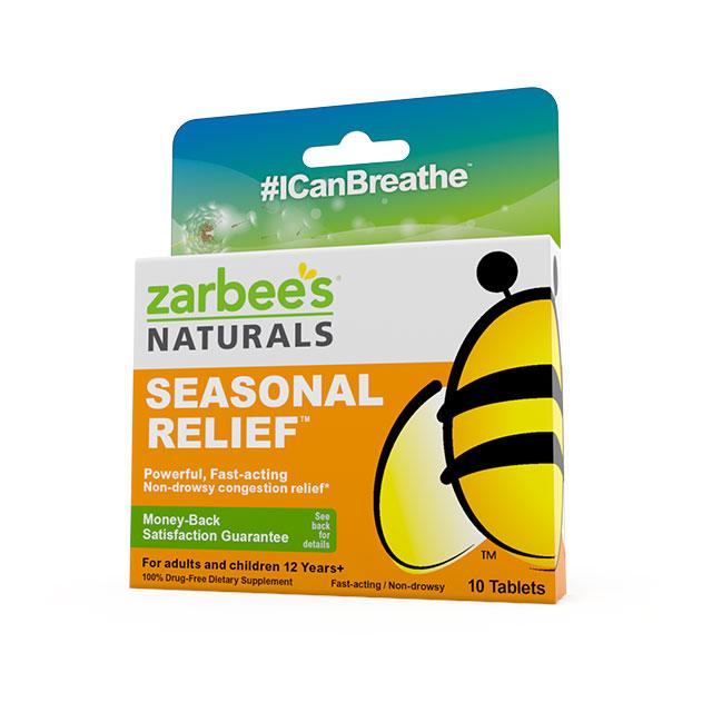 Zarabee's Naturals packaging@2x