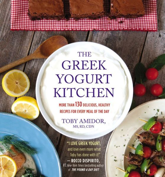 The Greek Yogurt Kitchen Book Cover