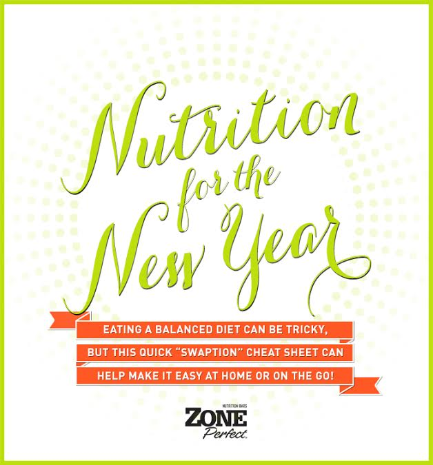 ZonePerfect Nutrition for the New Year
