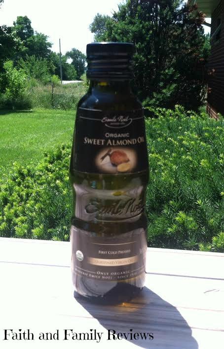 Emile Noel Non-GMO Artisan Oil Sweet Almond_