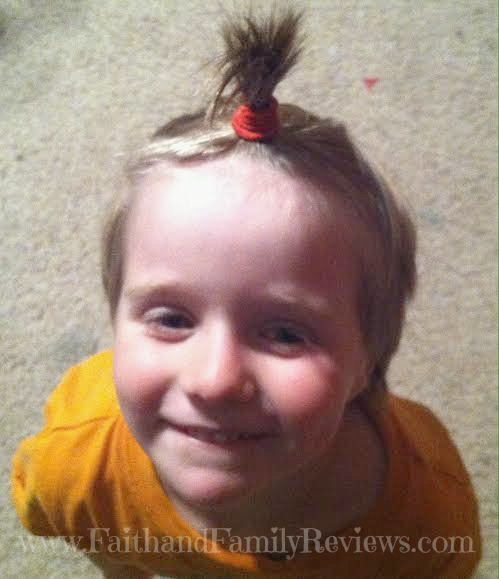 FFR Jr.'s Pony Tail 072014